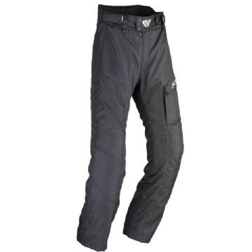 Ixon Summit Waterproof Textile Motorcycle Motorbike Pants Trousers - CE Armour
